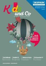 Kids und Co Chemnitz, Ausgabe Frühjahr 2019