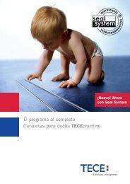 TECE - Catálogo - Drainline