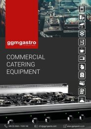 GGM Gastro Catalogue