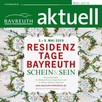 Bayreuth Aktuell Mai 2019