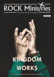 KINGDOM WORKS - Spring 2019