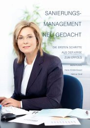 Sanierungsmanagement - Kundenfolder