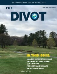The Divot: April/May 2019