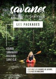 Brochure Les Savanes de Guyane