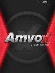 Catálogo de Produtos AMVOX - 2019