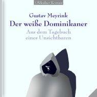 Gustav-Meyrink DER WEISSE DOMINIKANER