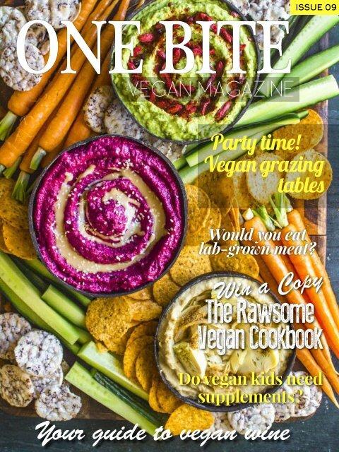 One Bite Vegan May 2019