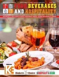 Food Beverages & Hospitality April 2019