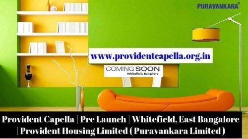Provident Capella Whitefield - providentcapella.org.in/location.html