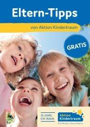 Aktion Kindertraum Stuttgart 2019