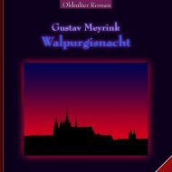 Gustav-Meyrink WALPURGISNACHT