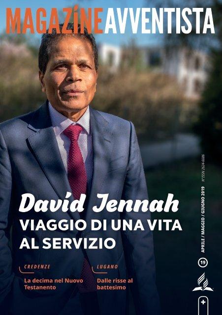 Magazine Avventista N° 19 / Aprile-Maggio-Giugno 2019