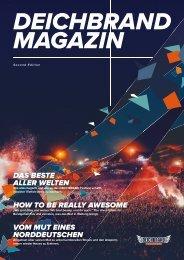DEICHBRAND Magazin| Second Edition