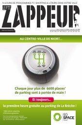 Le P'tit Zappeur - Niort #88