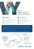Booklet Medicínský veletrh Medicalo Bratislava - Page 4