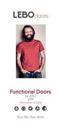LEBO Functional Doors