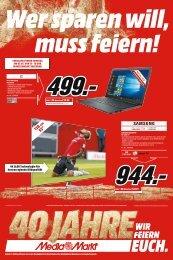 Media Markt Meerane - 01.05.2019