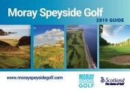 2019 Moray Speyside Golf Guide