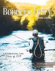 May 2019 Bonners Ferry Living Local