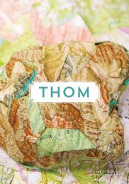 THOM 12 | Spring / Summer 2019