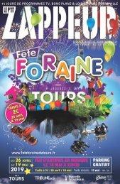 Le P'tit Zappeur - Tours #458