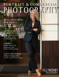 2019 - Kelly Mooney Photography Commercial Guide