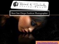 Best San Diego Fashion Photographer