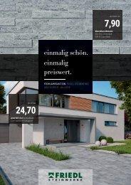 Friedl Steinwerke Fruehjahrsaktion 2019