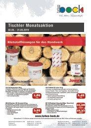 2019-04-12_Farben Bock Tischler Monatsaktion Klebstofflösungen