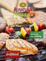 Alnatura Magazin Mai 2019