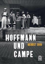 Hoffmann und Campe Herbst 2019