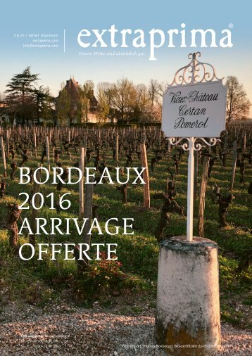 Extraprima-Magazin-2019-03-Bordeaux-2016-Arrivage-Offerte-lesenswert