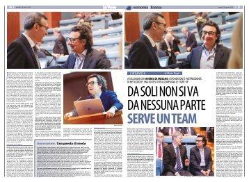 In Più Economia - Intervista Andrea Di Anselmo