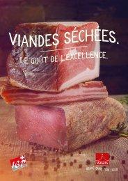 Viandes séchées - Le goût de l'excellence