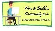 How to build a community in a Coworking space