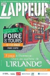 Le P'tit Zappeur - Tours #459