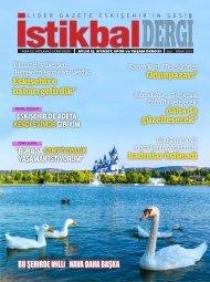 İstikbal Dergi Nisan 2019 Sayısı