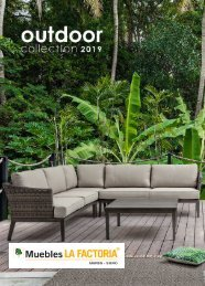 OUTDOOR-COLLECTION EXTERIOR  NATURALEZA VIVA