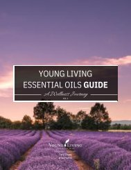 Vol 1 - The Essential Oils Guide