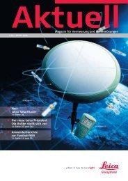 aktuell 21 (pdf, 2,2 mb) - Leica Geosystems