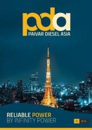 شرکت پایور دیزل آسیا