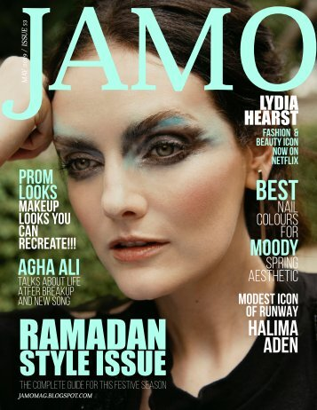 Jamo May Issue 2019