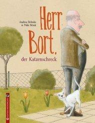 Andrea Behnke/Mele Brink: Herr Bort, der Katzenschreck