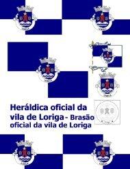 Brasão de Loriga - História resumida do Brasão da Vila de Loriga