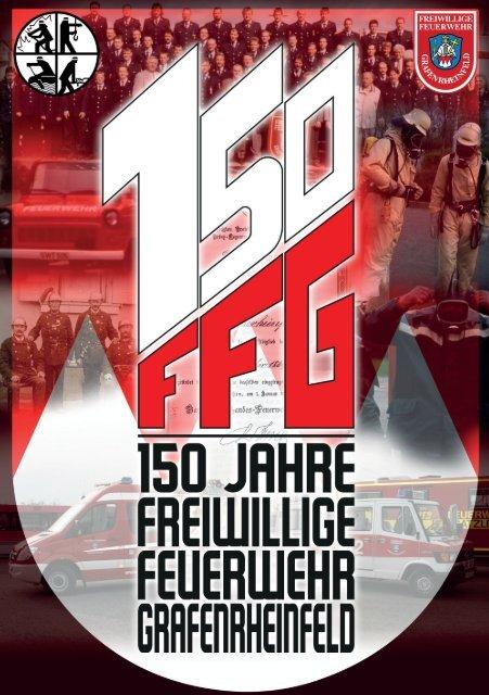 150 Jahre Freiwillige Feuerwehr Grafenrheinfeld