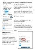 Invulinstructie digitaal visumaanvraagformulier - Page 4
