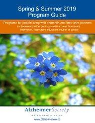 ASWW SpringSummer 2019 Program Guide