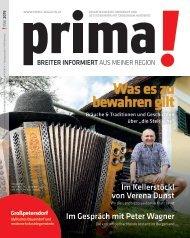 prima! Magazin - Ausgabe Mai 2019