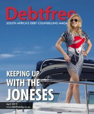 Debtfree Magazine April 2019