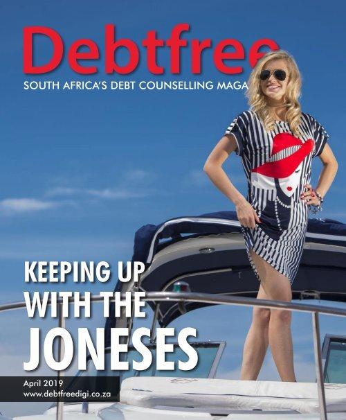 Debtfree Magazine April 2019